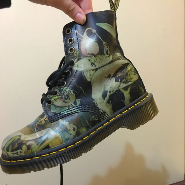 Authentic Docs , Worn Once Practically New