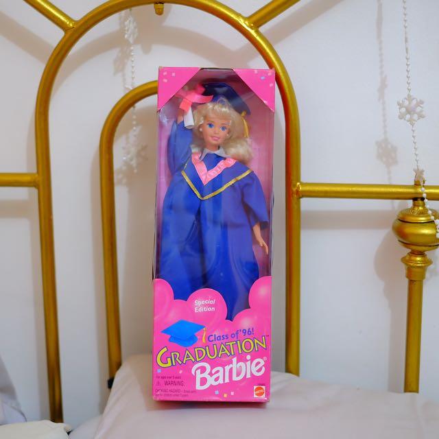 BARBIE GRADUATION '96 Special Edition