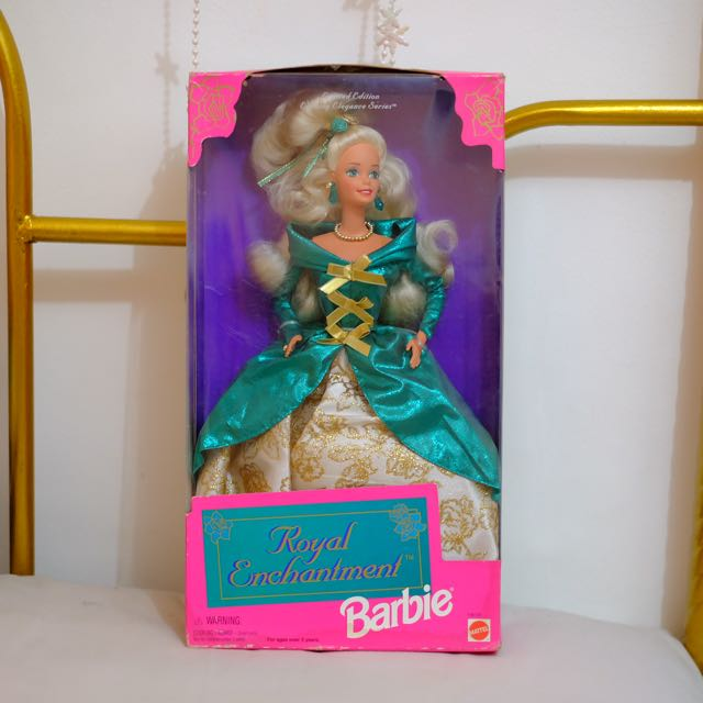 BARBIE ROYAL ENCHANTMENT (Limited Edition)