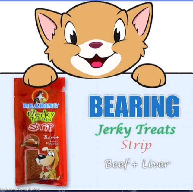 BEARING Jerkey Beef