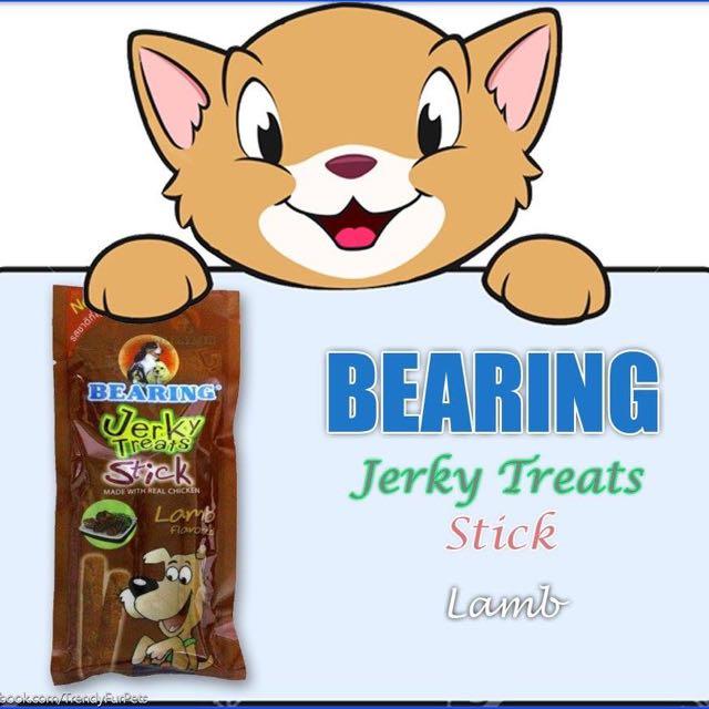 BEARING Jerkey Lamb