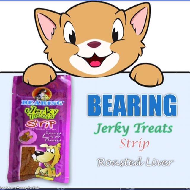 BEARING Jerkey Liver