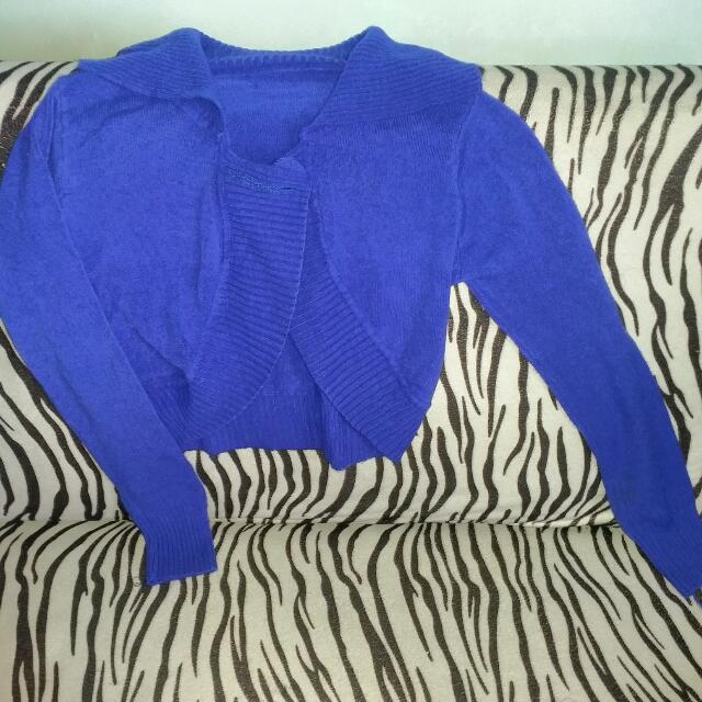 Blue Blazer (Bangkok made)
