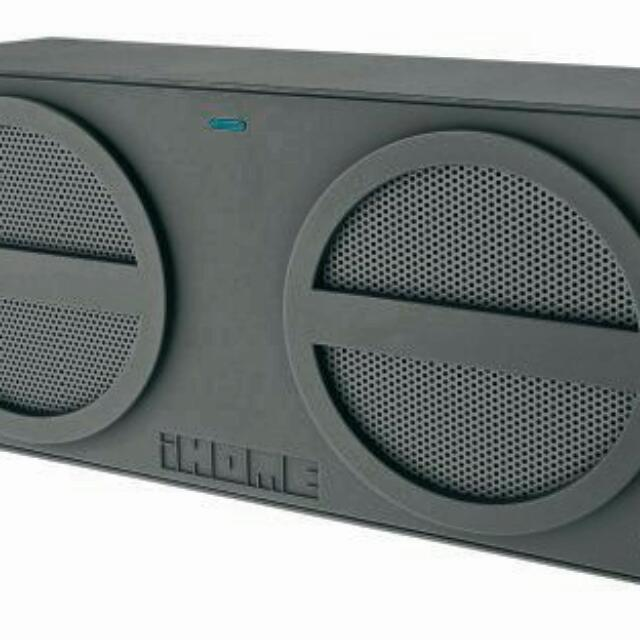 Bluetooth Ihome Stereo Speaker