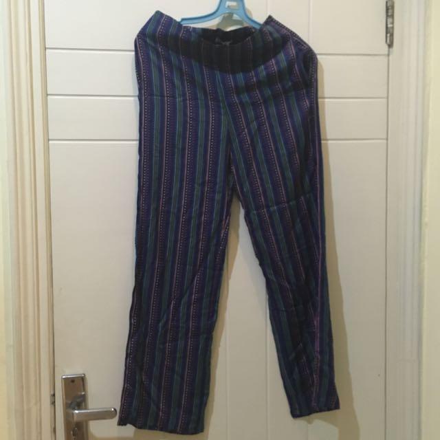 Boho Pants Loony Store (Celana Boho)