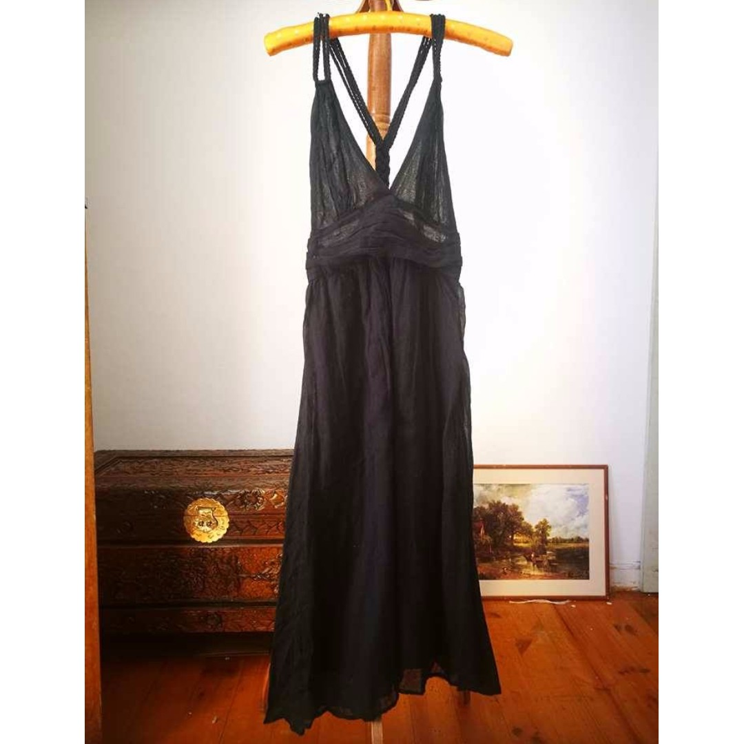 BRAND NEW Black Witchery Dress