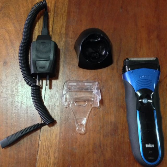 Braun Wet And Dry Shaver
