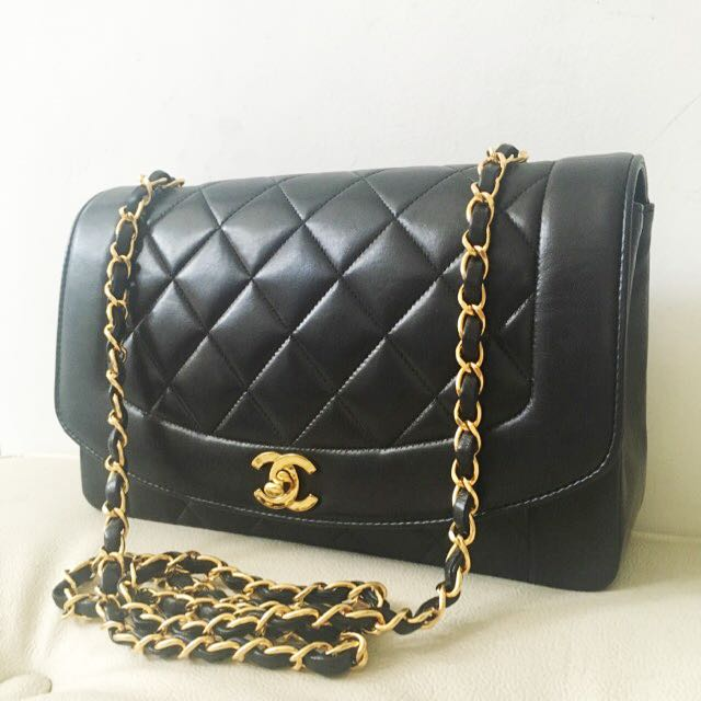 9bb91c4311c7 Buyer's Order: Yet Another Authentic Chanel Diana Flap In 10'inches ...