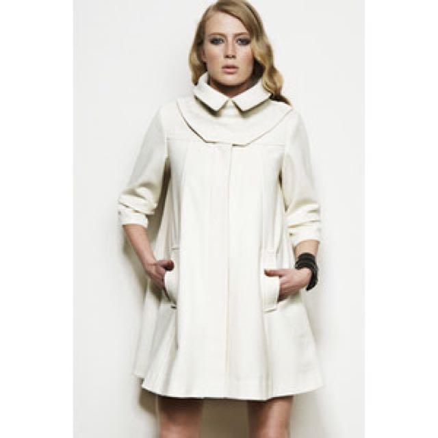 CAMILLA & MARC Gwendolyn Coat Size AUS 6