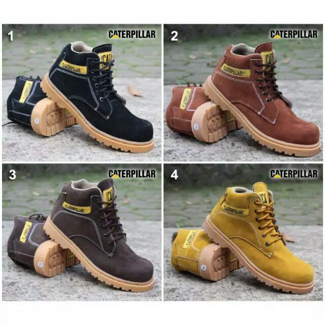 Caterpillar Middle Boots