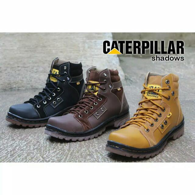 Caterpillar Shadow Boots