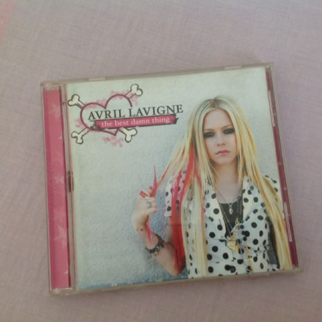 CD AVRIL LAVIGNE