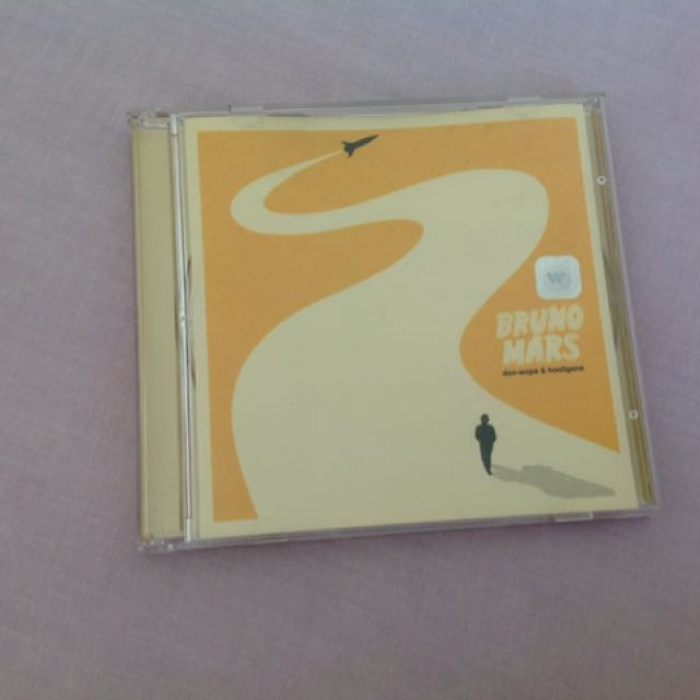CD BRUNO MARS