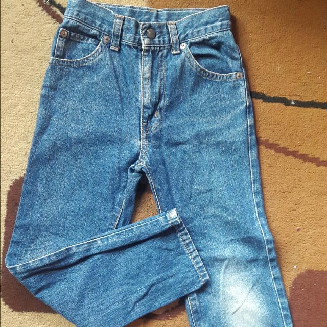 Celana Jeans Anak Cwok