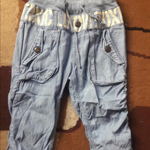 Celana Jeans *LoveToxic