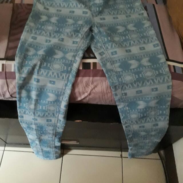 Celana Panjang Bosinni