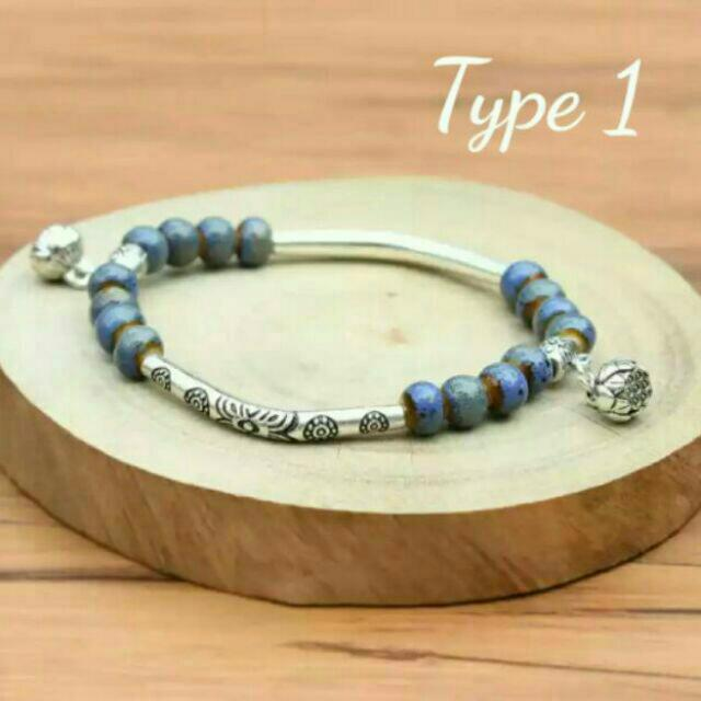 Ceramic Bracelet Women's Fashion