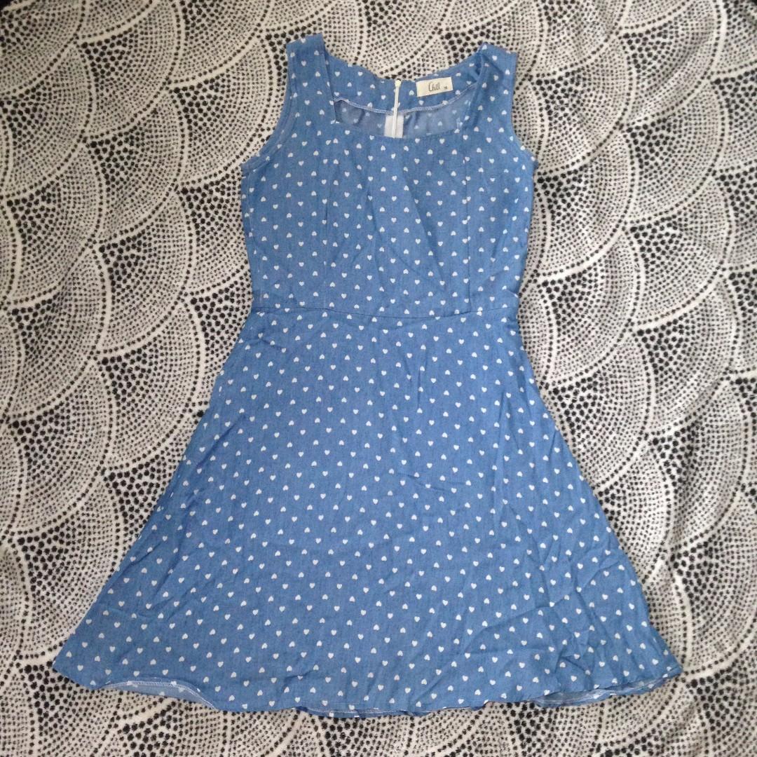 CHILL - Skater Dress