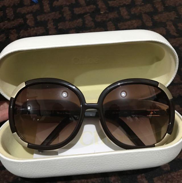 Chloe Classic Sunglasses Authentic