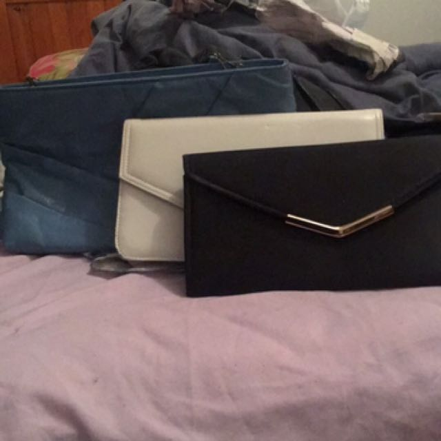 Clubbing Clutches Nothing Over $10