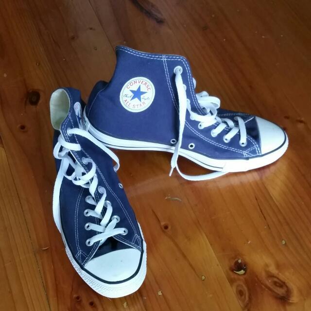 Converse Hi Top Shoes