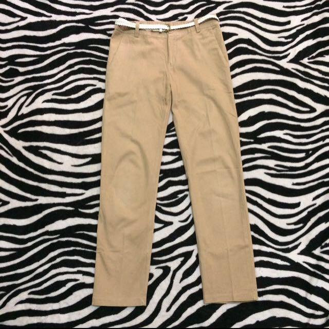 Cotton Pants (celana katun size 29)