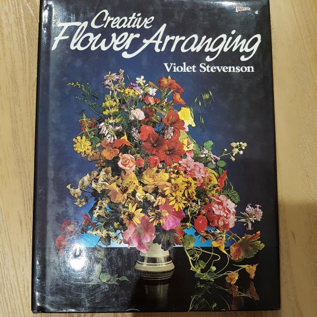 Creative Flower Arranging