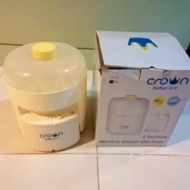 Crown Steam Sterilizer