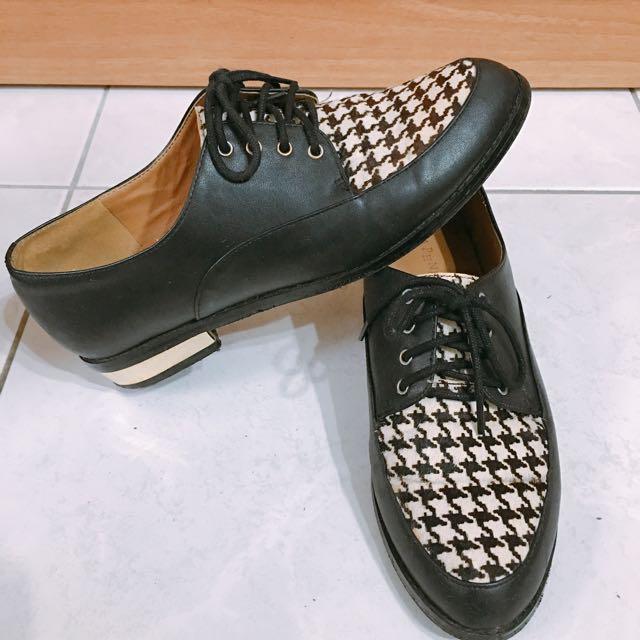 達芙妮Daphne 牛津鞋