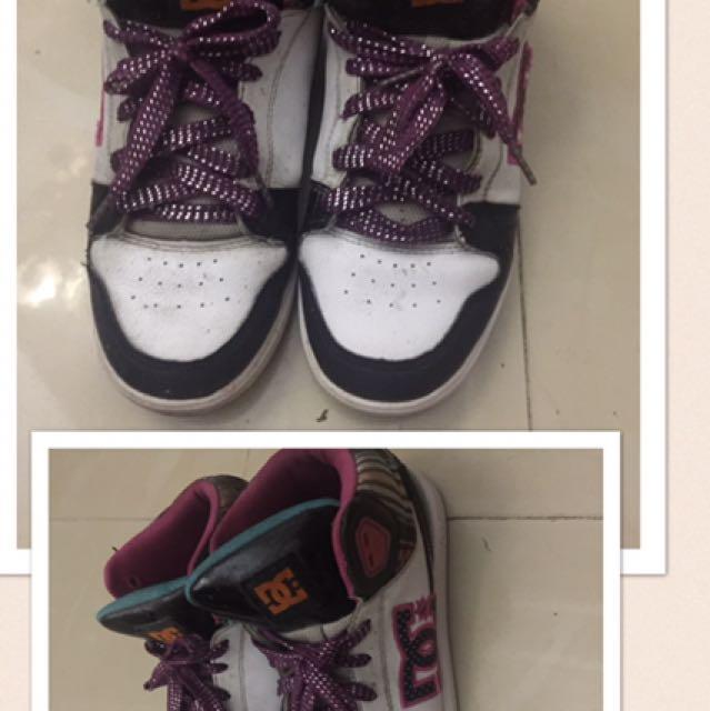 DC shoes NO FLAWS