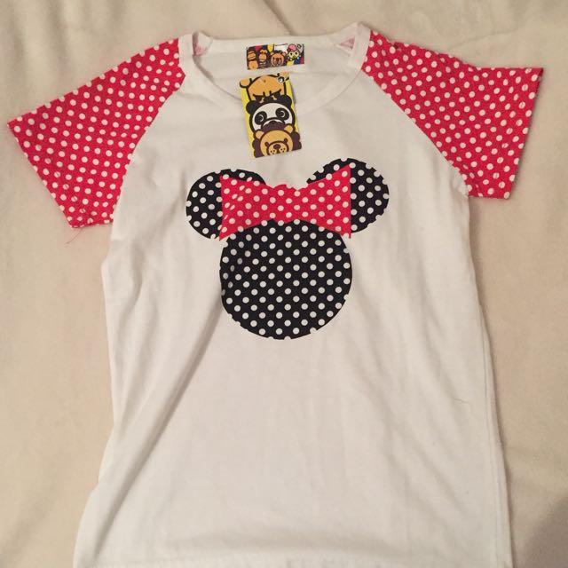 Disney Mickey Shirt