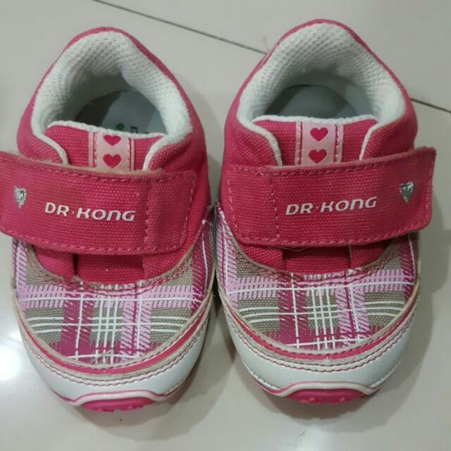 Dr Kong Pink Shoes ea7b5b69c4