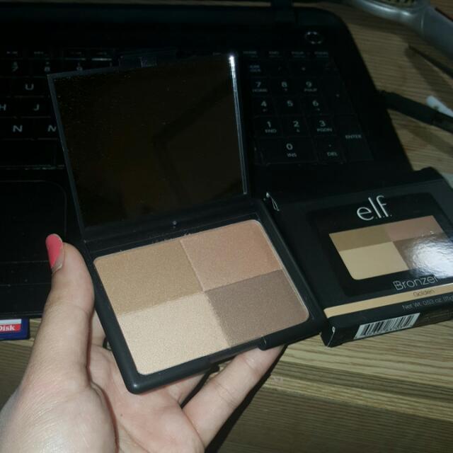Elf Cosmetics Golden Bronzer
