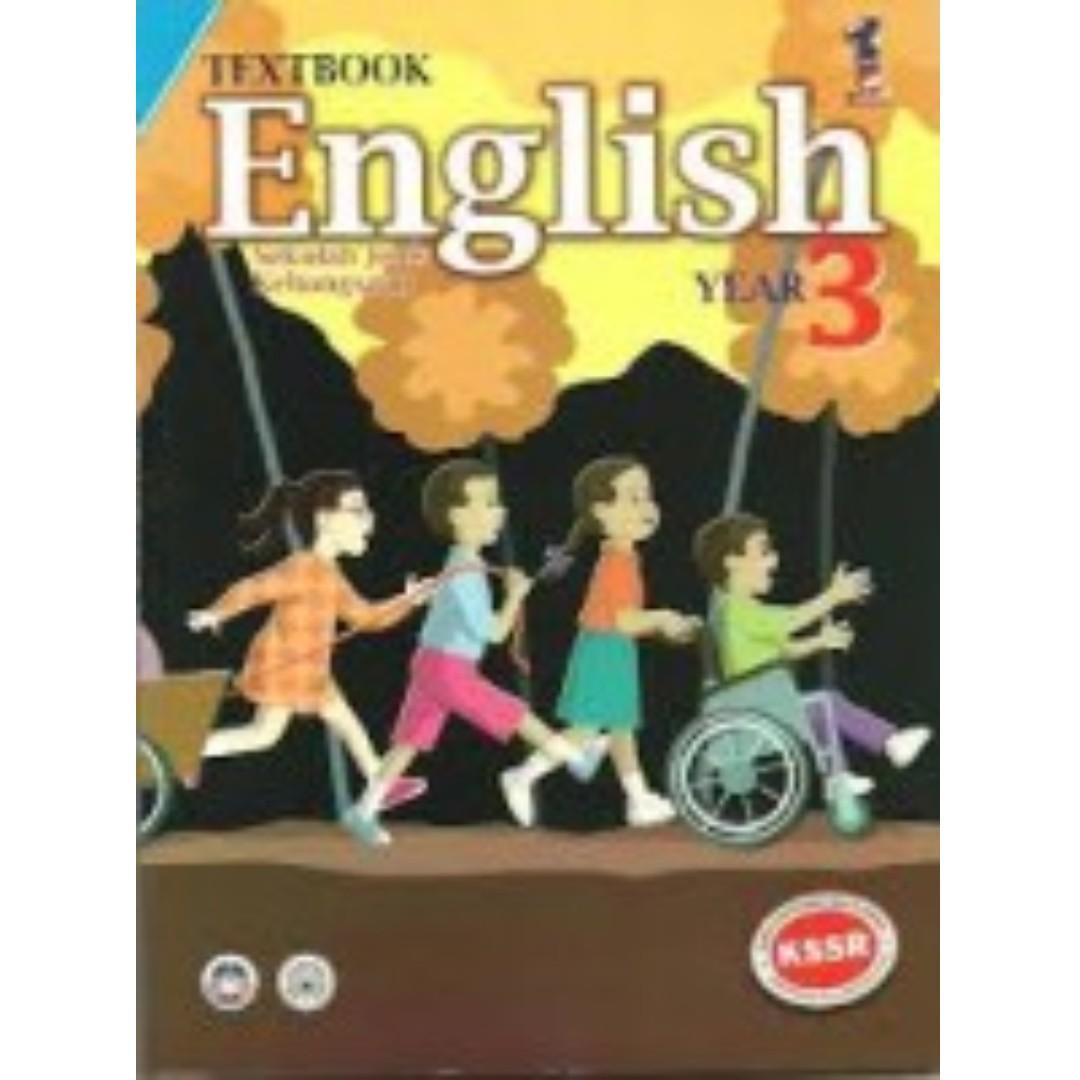 ENGLISH YEAR 3 (SJKC)