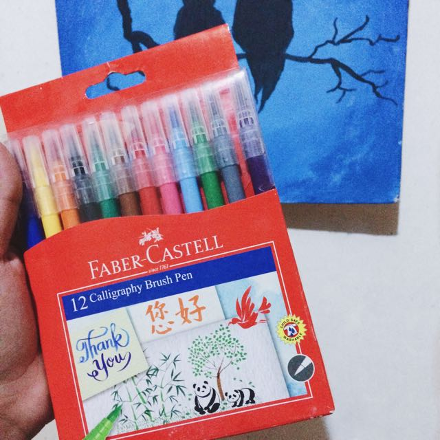 Faber Castell Calligraphy Pen