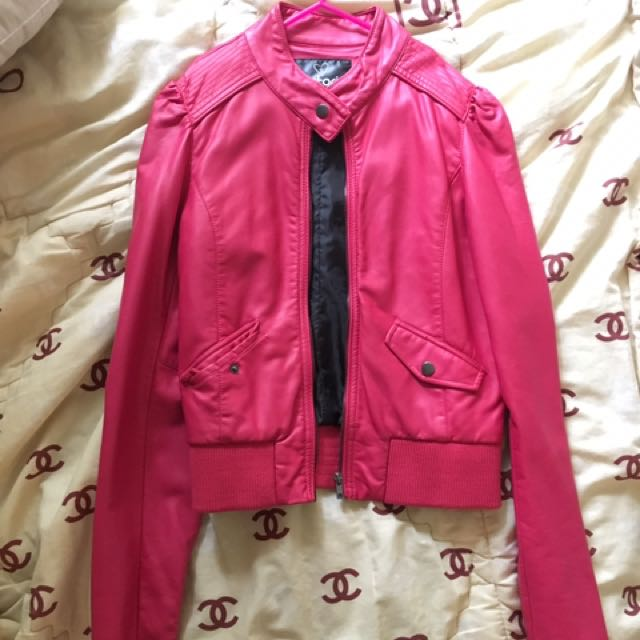 Factorie Leather Jacket