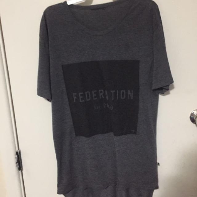 Federation dropper tee