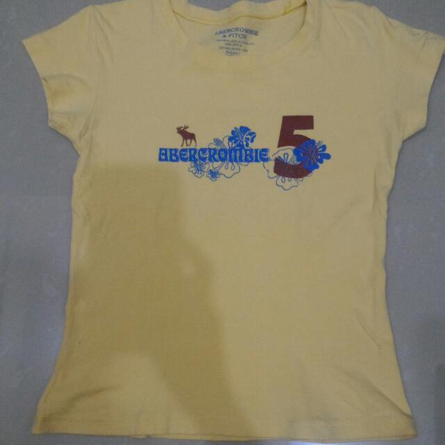 FREE item A&F shirt
