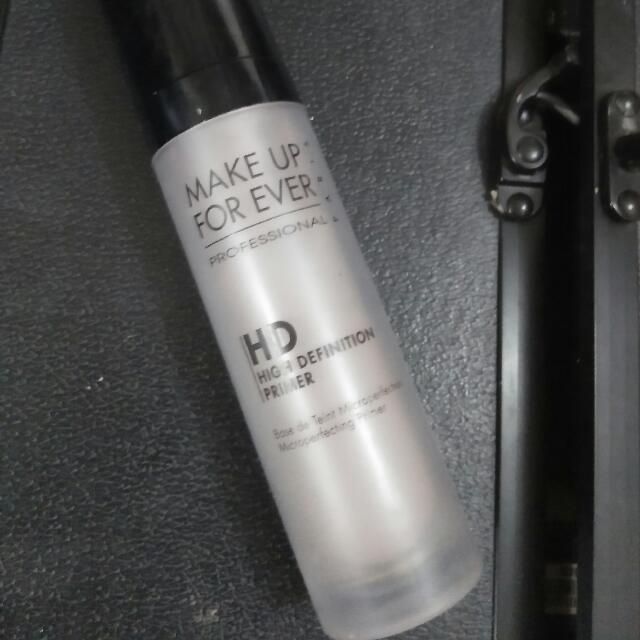 HD high definition Primer Makeup For Ever (MUFE)