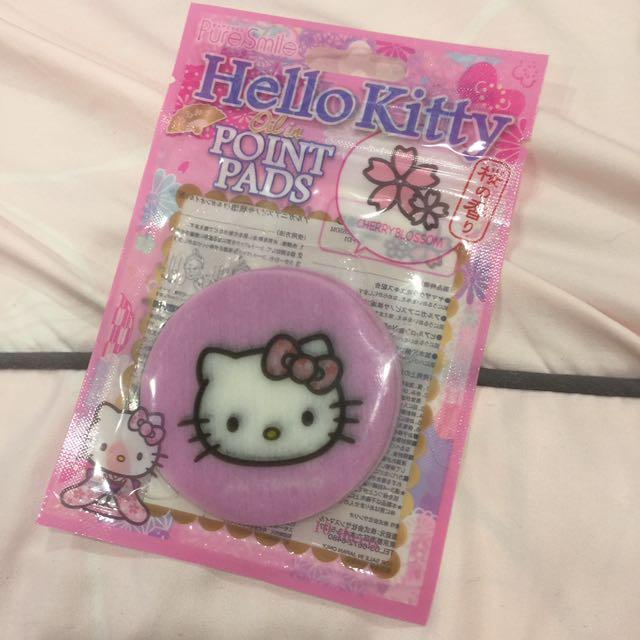Hello Kitty 局部面膜