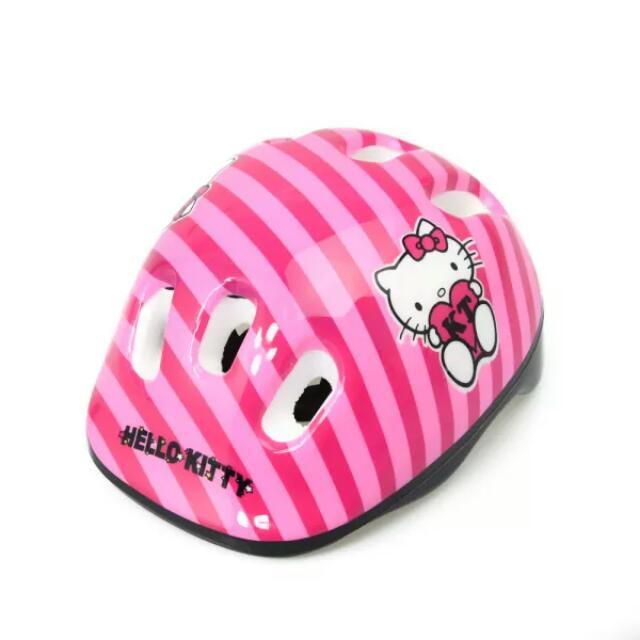 Helm Sepeda Anak Hello Kitty