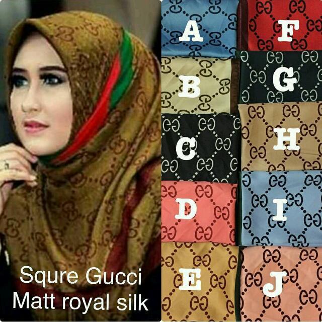 f80f3cddfd9 Hijab Gucci