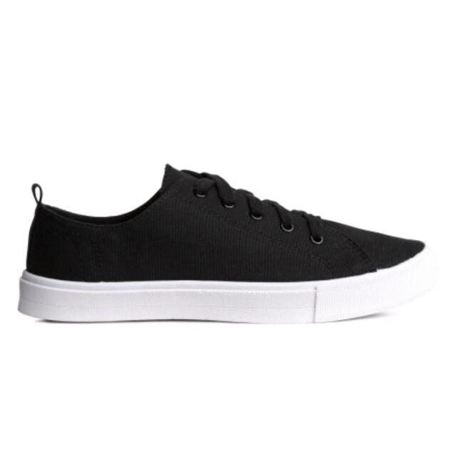 [H&M] Twill Trainers