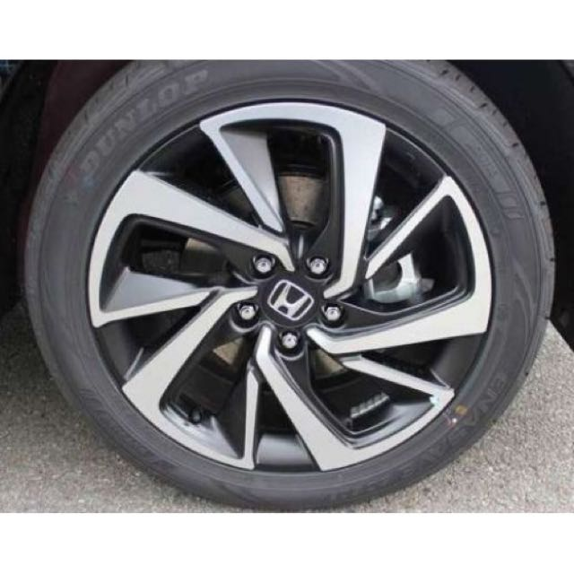Honda Vezel RS 18inch Stock Rims And Tires