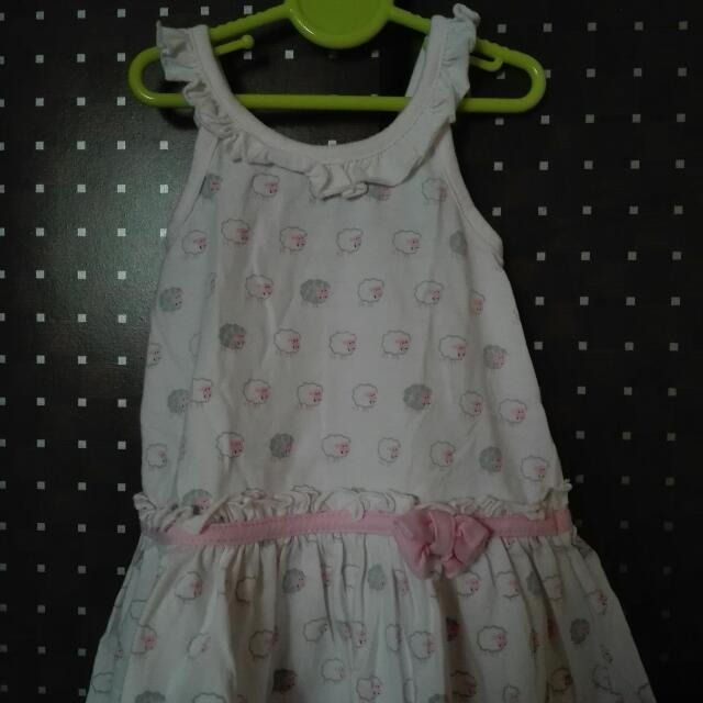 hush hush baby pink dress