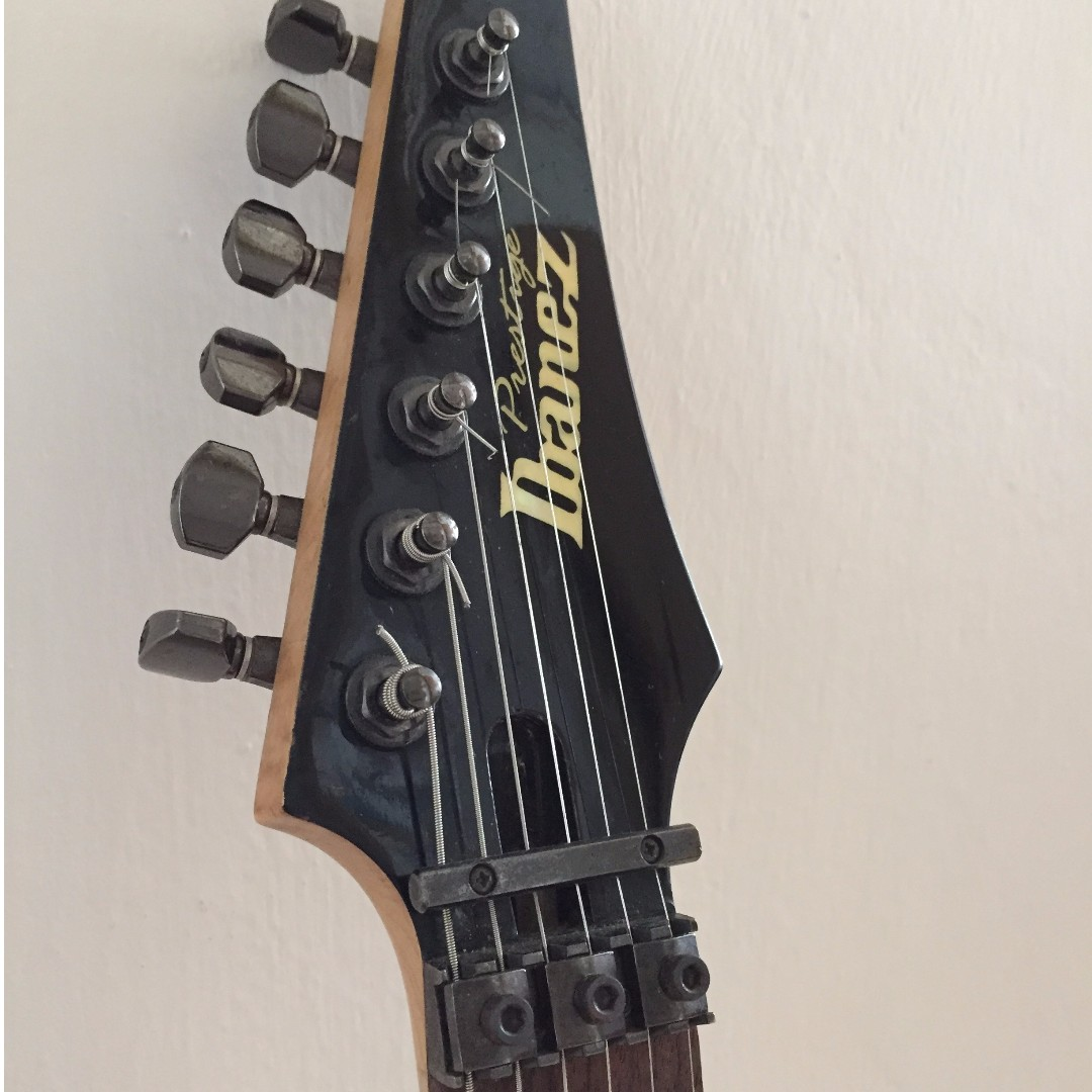 Ibanez Prestige RG2020X, Music & Media, Music Instruments on Carousell