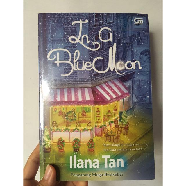 Ilana Tan In A Blue Moon