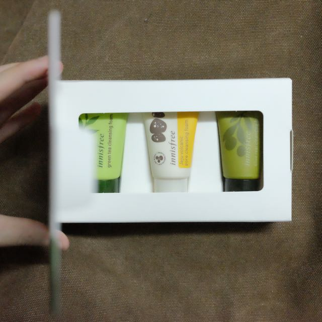 Innisfree Best Cleansing Foam Collection/Special kit