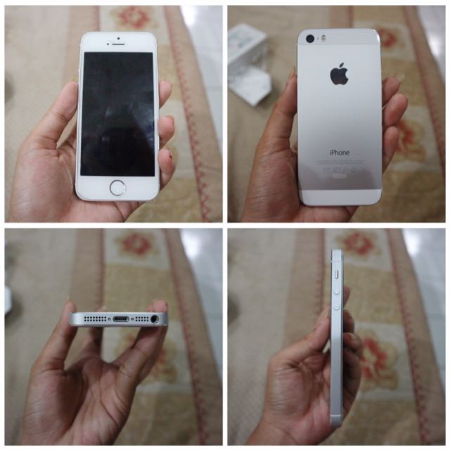 IPHONE 5s 16GB second