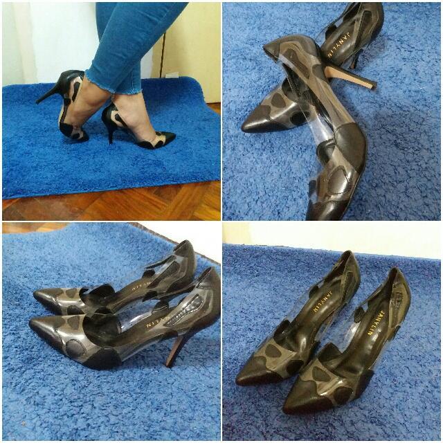 Janlyin  Heels Shoes